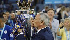Kurs na obhajobu titulu by měl být nejmíň 6000:1, říká trenér Leicesteru Ranieri
