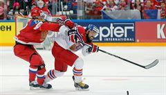 VIDEO: Nejvlastenečtější sport. Hokej berou Rusové jako skutečnou válku. I Putin