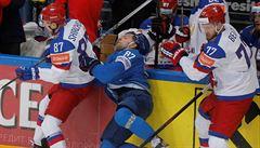 Další ruské trápení. Od Kazachů dostali čtyři góly, přesto nakonec vyhráli