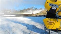 Zima začíná. Umělý sníh škodí přírodě právě teď, zjistili vědci po dvouletém výzkumu