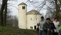 Sobota je Dnem archeologie, návštěvníkům se otevře i rotunda sv. Václava