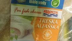 Treska z Teska nebyla celá z masa. Polský výrobek musel pryč z pultů