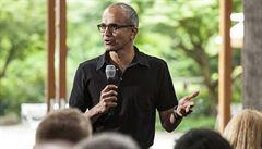 Šéf Microsoftu: Nemůžeme žít jen z Windows, víme jak se dostat na vrchol