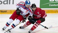 Češi nezvládli generálku před MS. Hokejistům Kanady podlehli 0:3