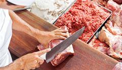 Kvalitní maso nepoznáte v obchodě, tučnější je chutnější, říká řezník