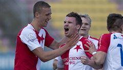 Obrozená Slavia je zpět v pohárové Evropě. V Tallinu začíná budování respektu