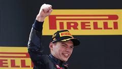 Jiná formule, stejní favorité. O titul s námi může bojovat pouze Mercedes, prohlašuje Verstappen