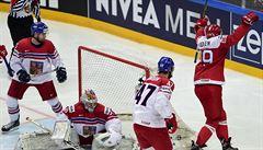 Šok: čeští hokejisté nečekaně padli s Dány v nájezdech. Podruhé v historii