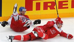 KOMENTÁŘ Jsou už Češi v hokeji vážně za otloukánky?