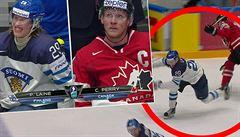 VIDEO: Kanadský kapitán ukázal odvrácenou tvář. 'Je to špína,' zní od Finů