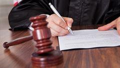 Za vraždu a týrání batolete v Lounech poslal soud otčíma na 22 let do vězení