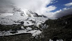 Pětaosmdesátiletý Nepálec se chystá na Mount Everest