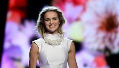 Gunčíková skončila v Eurovizi na 25. místě, zvítězila Ukrajinka Jamala
