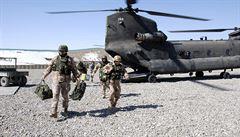 Čeští vojáci v Afghánistánu jsou podezřelí z mučení zajatce