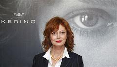 Susan Sarandonová v Cannes: V osmdesáti budu točit porno