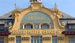 Slavný Grand hotel Evropa na Václaváku si koupila skupina Julius Meinl