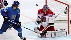 Češi se proti Kazachům protrápili k výhře 3:1. Zachránil je Francouz a dvěma góly Plekanec