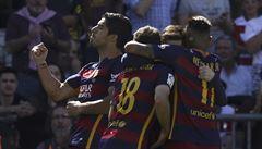 Barcelona vyhrála 24. španělský titul. Uhájila bodový náskok před Realem