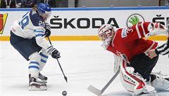 Finové deklasovali javorové listy 4:0. Rusové uhájili druhé místo před Švédy