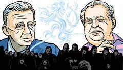 Hrad se zatím nemusí omlouvat za výroky Zemana o Peroutkovi, rozhodl Nejvyšší soud