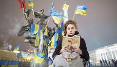 Velkolepá akce za malé peníze. Havel vylepšuje kredit Čechů v Kyjevě