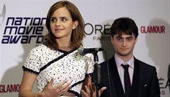 Herci z Harryho Pottera jsou smutní, že filmování končí
