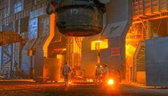 Brusel postavil hráz oceli z Číny. Žije z nespravedlivých dotací, tvrdí EU
