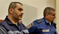 Půjde kmotr Novák na svobodu? O propuštění rozhodne soud příští rok