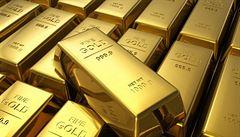 Český zlatý poklad se zmenšil. Nejpilněji své zásoby rozšiřují Rusové