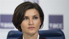 Výškařka Čičerovová musí kvůli dopingu vrátit medaili. Dostane ji další Ruska