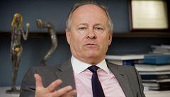 Miliardář Paukner nabídl, že převezme OKD. Firma ale musí projít insolvencí