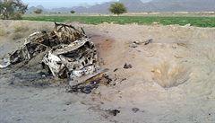 Američané zaútočili na vůdce Talibanu Mansúra. Pravděpodobně byl zabit
