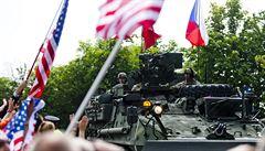 Partnerskou zemí Dnů NATO v Ostravě budou Spojené státy, představí vojenskou techniku