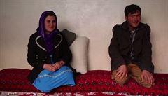 Afghánští Romeo a Julie. Kvůli lásce k šíitovi ji chtěla vlastní rodina zabít