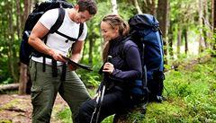 Nord walkingem i proti obezitě. Severskou chůzi vyzdvihují studie