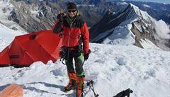 Špičkový český horolezec Michut zemřel. Pokusil se sjet z Mount McKinley