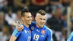 Španělsko v přípravě porazilo Bosnu, Slováci překvapivě vyhráli v Německu