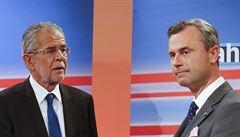 Další pokus Rakušanů: Van der Bellen a Hofer se opět střetnou o prezidentský úřad