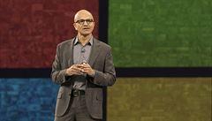 Už žádné chyby jako Windows 8 nebo nákup Nokie, slibuje šéf Microsoftu