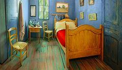 Žít jako v obraze, přespání za dvě stovky u malíře Van Gogha