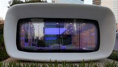 Dubaj má kancelářskou budovu postavenou za použití 3D tiskárny