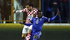 Máme nejsilnější tým v historii, věří si před Eurem čeští soupeři z Chorvatska