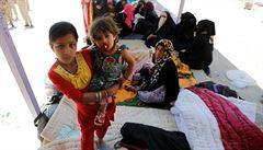 V dobývané Fallúdži je uvězněno až 20 000 dětí, varuje UNICEF