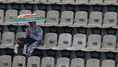 Tenisté zuří, vedení Roland Garros je bezradné: 'Střecha? Snad za čtyři roky'