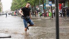 V sobotu hrozí v ČR bouřky, na jižní Moravě pak i vysoké teploty