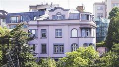 Investor chce zbourat prvorepublikovou vilu v Podolí. Řekněte ne, žádají lidé v petici