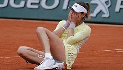 Serena opět na rekord Grafové nedosáhla. French Open vyhrála Muguruzaová