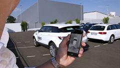 V Praze se budou rodit auta bez řidiče, dostanou i testovací dráhu