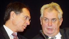 ANKETA: Zeman, Švejnar, Horáček nebo Déczi. Koho byste za prezidenta volili vy?