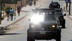 Teror v uprchlickém táboře v Jordánsku zabil pět členů rozvědky